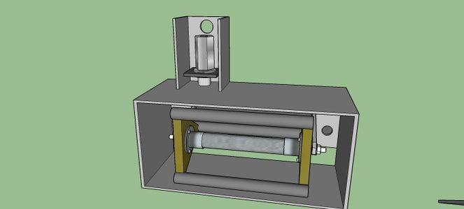Mechanism Shroud