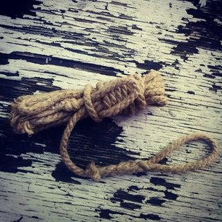 Splice a Loop in Rope or Cord