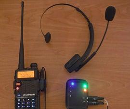 Bluetooth Gateway Module for 2-Way Radios