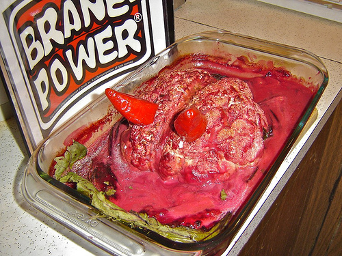 Picture of Place Your Brain in Blood Bath and Bake
