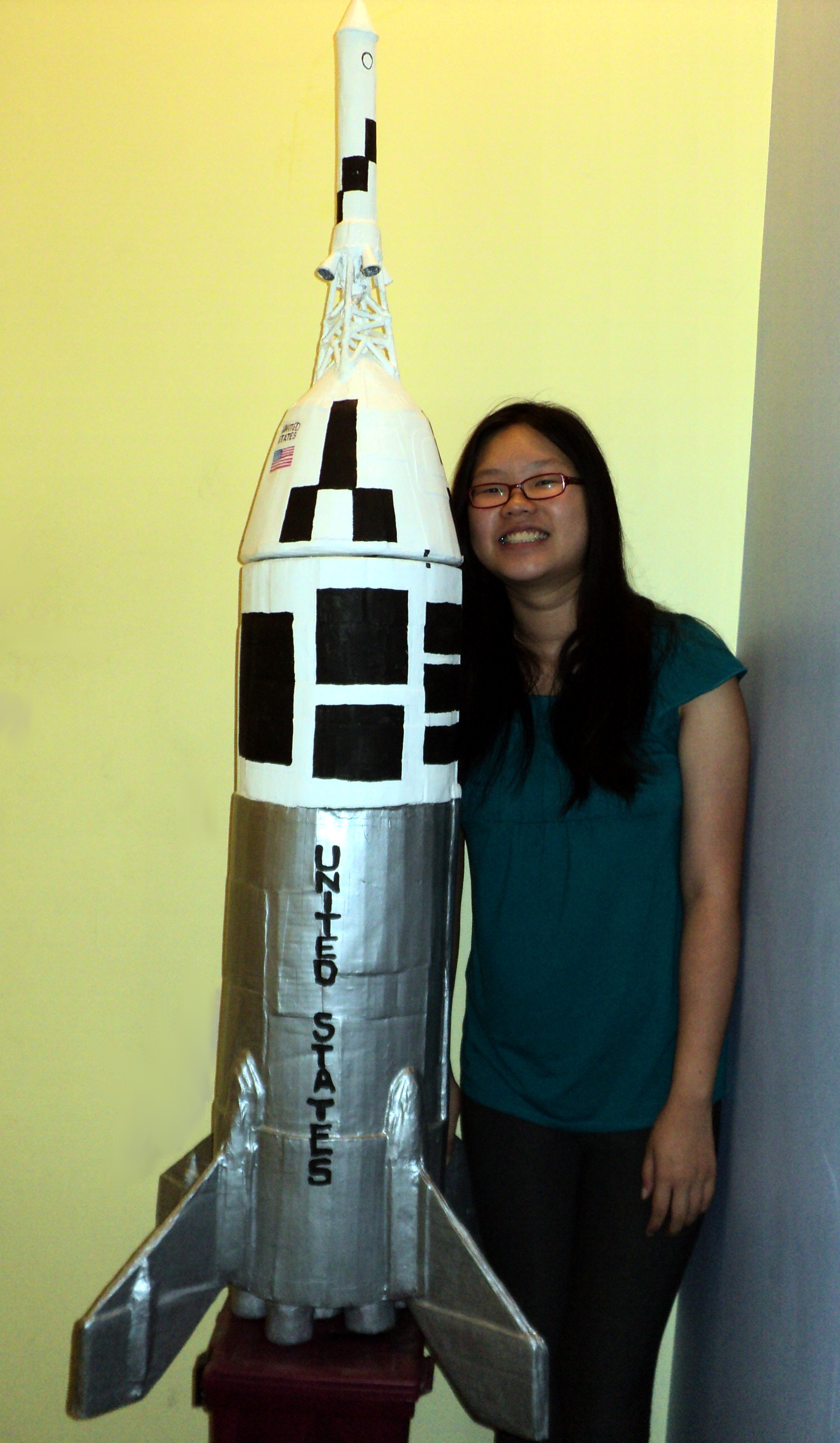 Picture of Build Scale Model Rockets