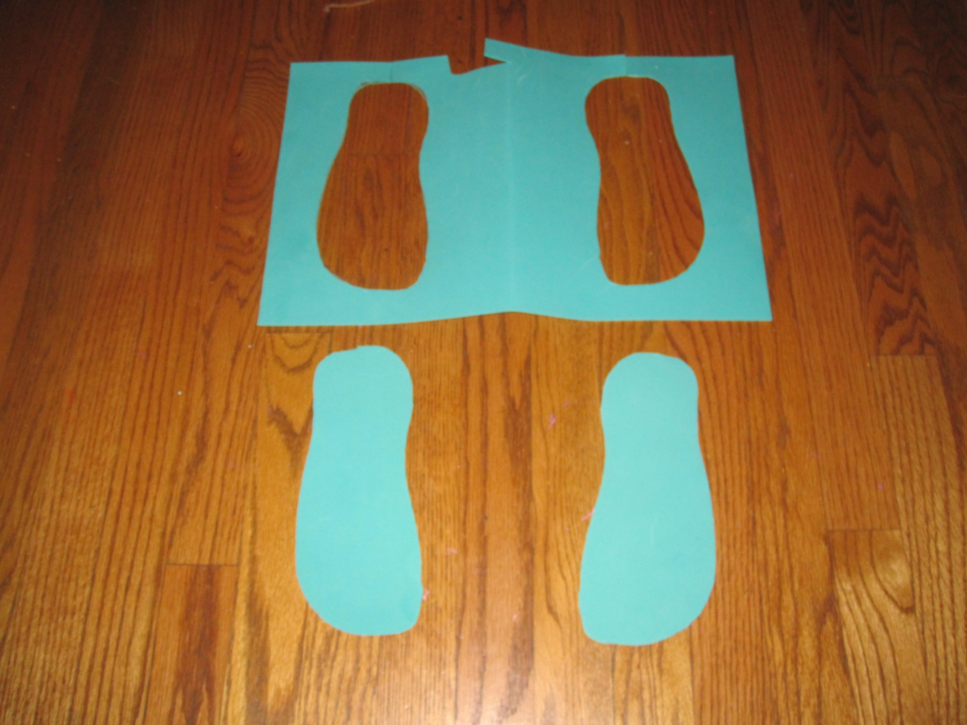 Picture of Building Your Flip Flops: