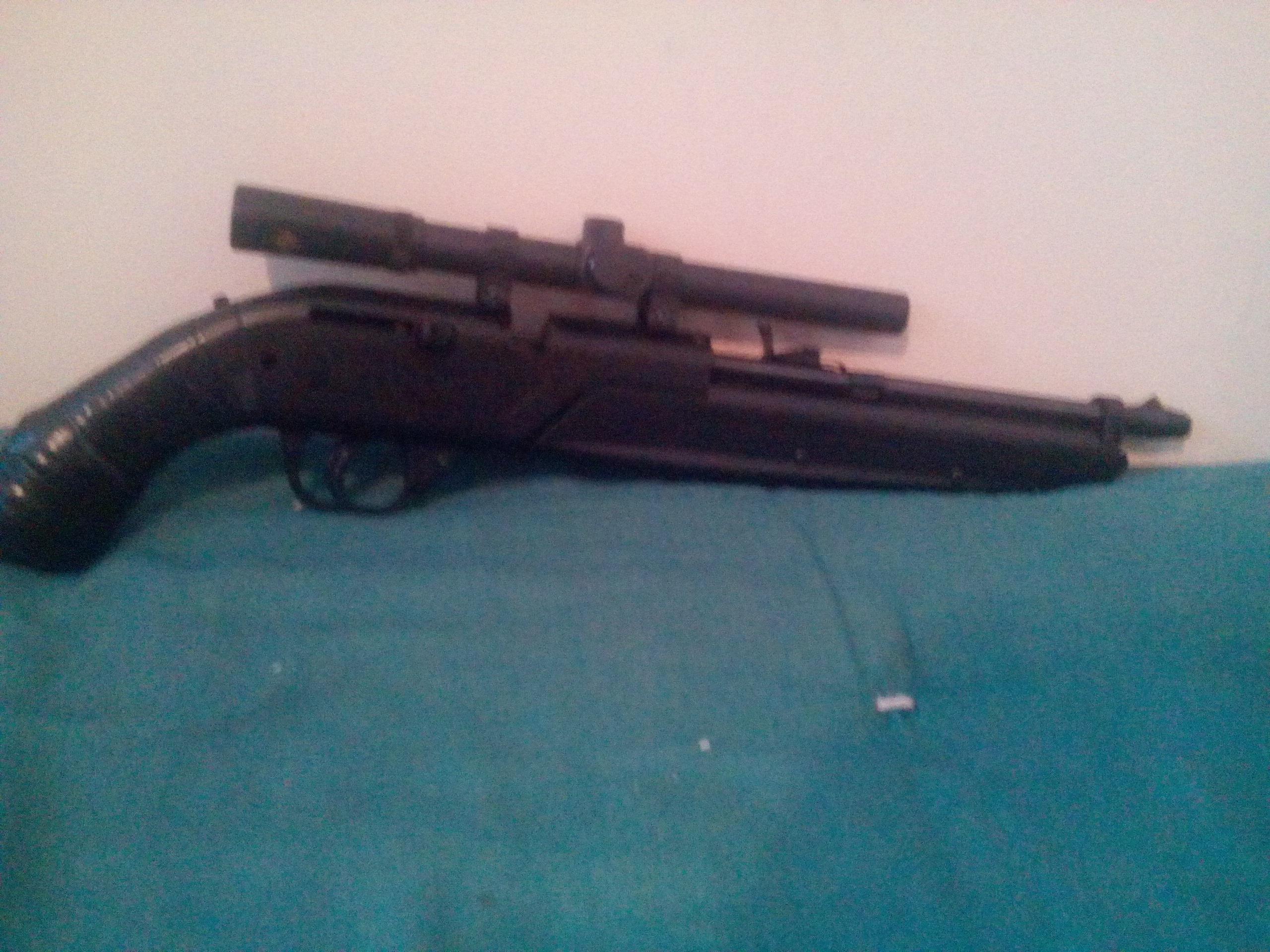 Picture of Crosman 760 Pumpmaster Air Rifle/BB Gun to Pistol
