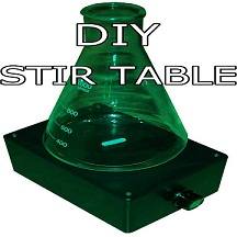 Picture of DIY - Stir Table