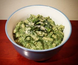 Spinach and Avocado Pesto