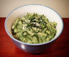 Spinach and Avocado Pesto