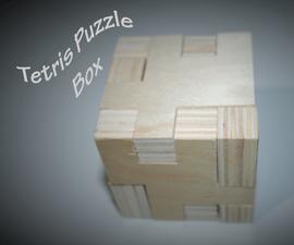 Tetris Puzzle Box