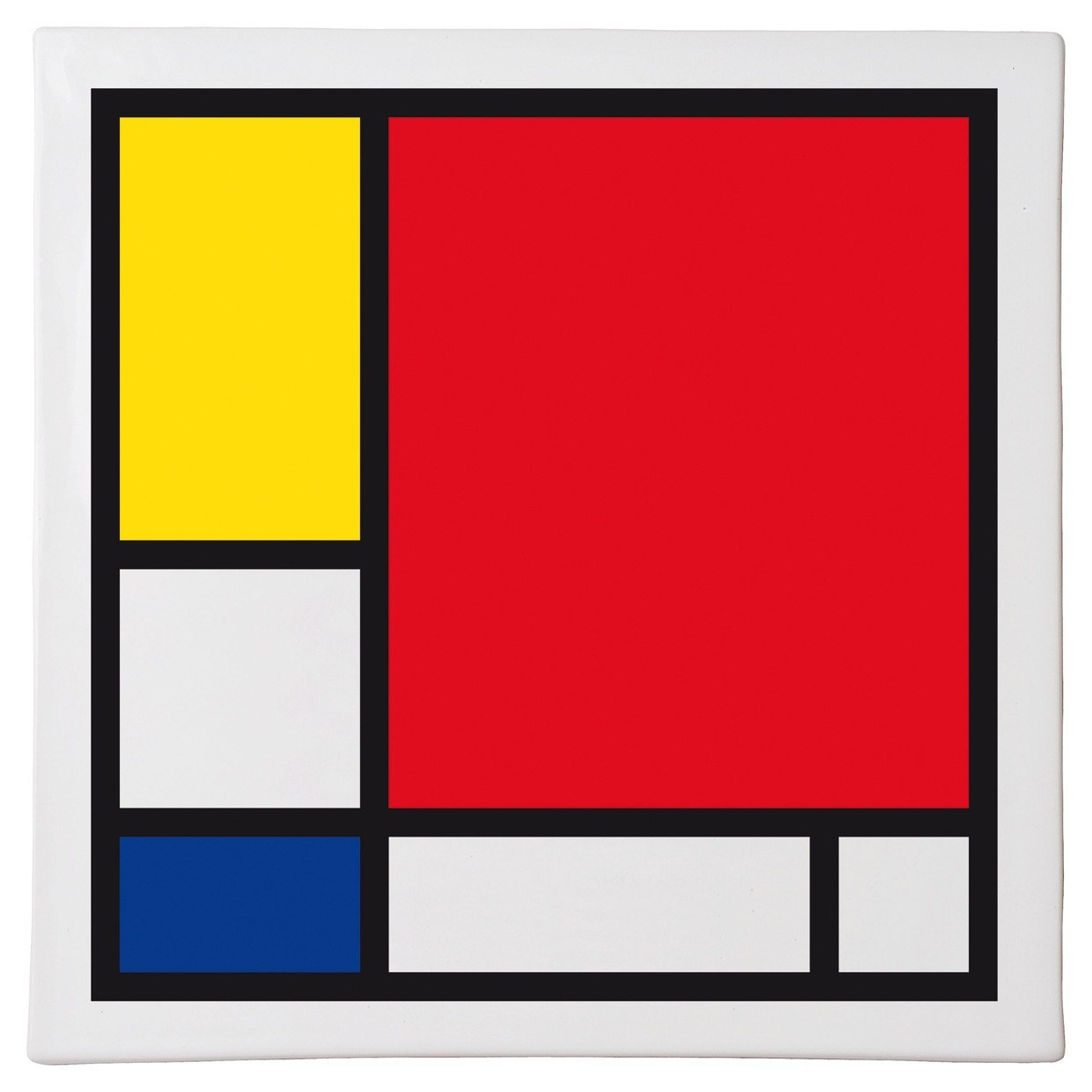 Picture of Mondrian Wall