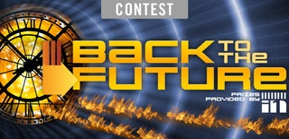 Back to the Future Contest
