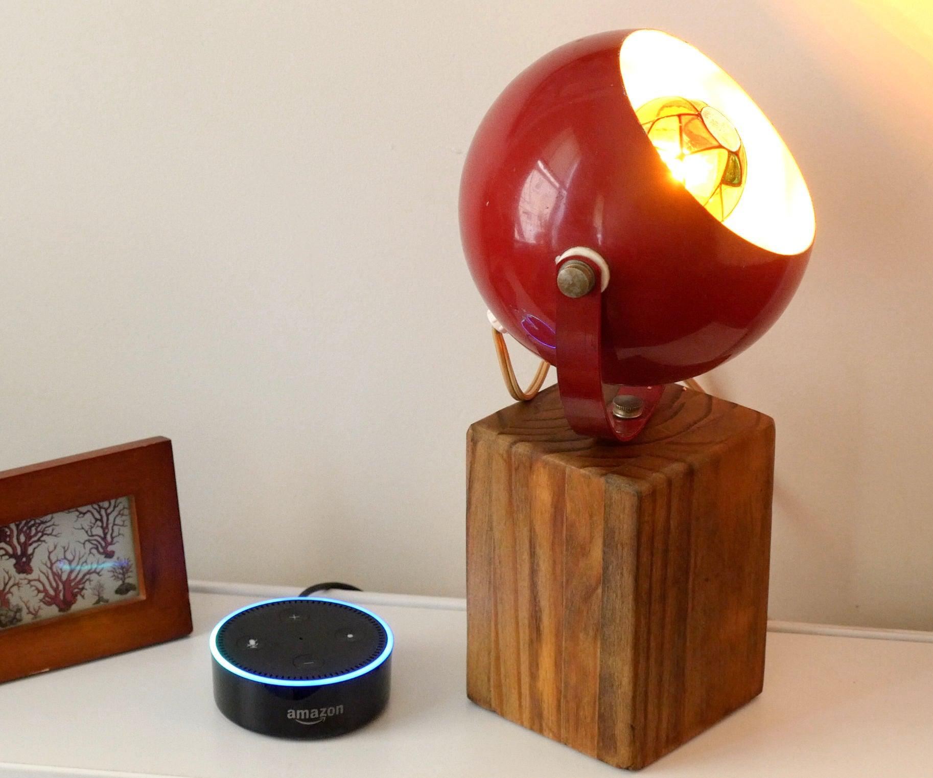 Alexa Smart Lamp With ESP8266