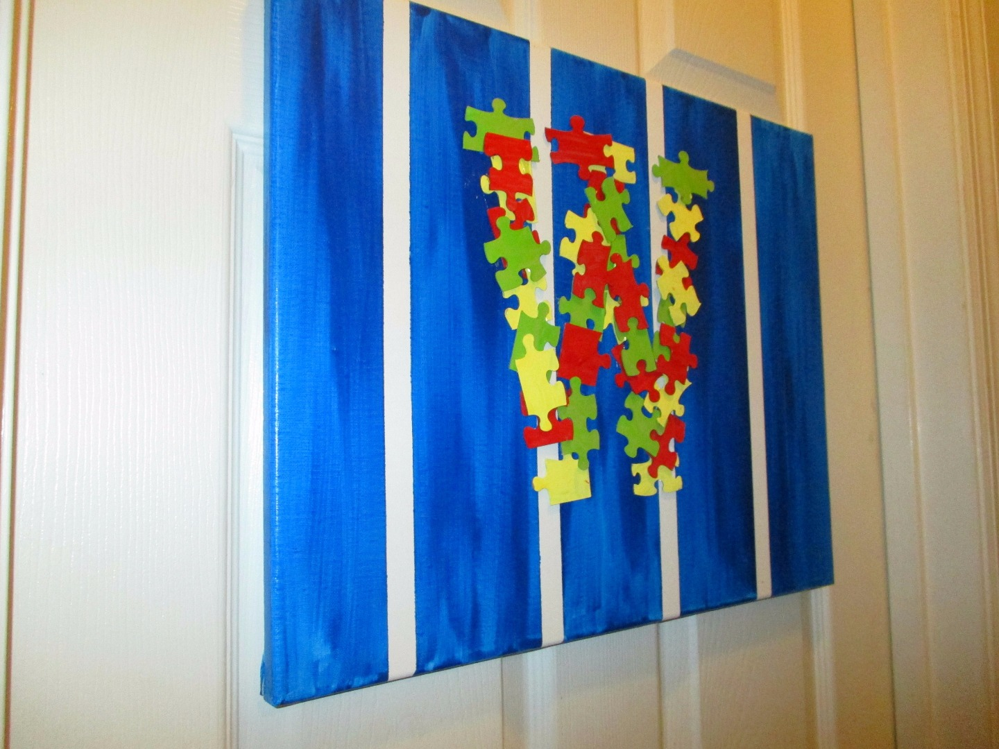 Picture of Autism Awareness Puzzle Picture