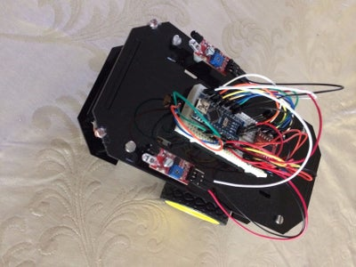 Full Structural Assembly and Wiring