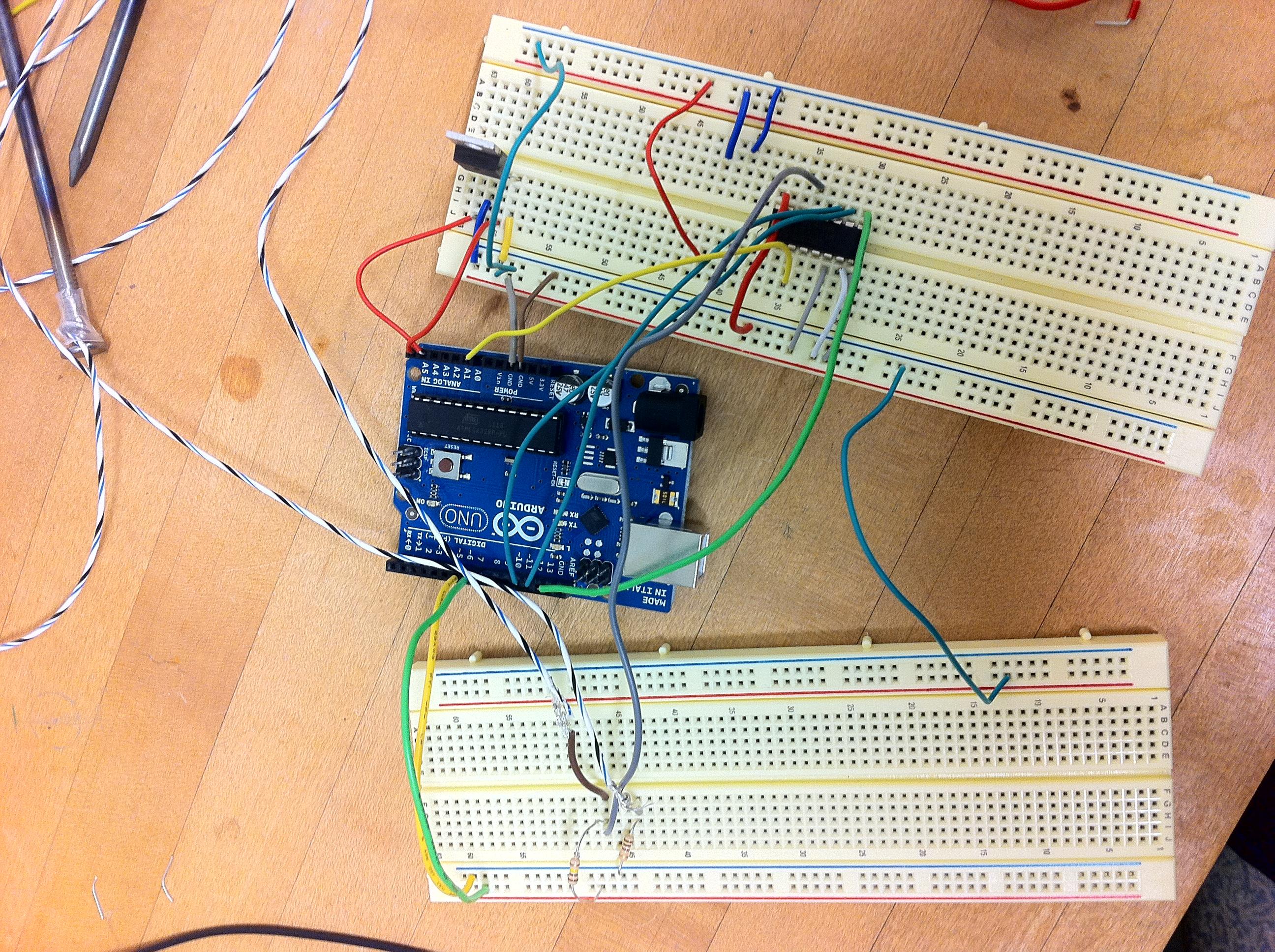 Picture of Build-Moisture Sensor- 1