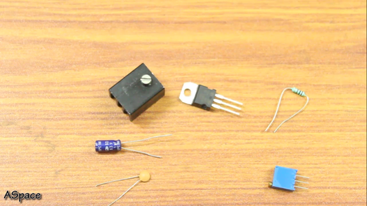 List of Components.
