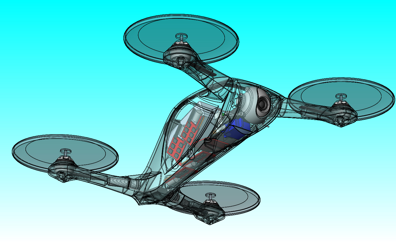 Picture of Fuselage Design and Engineering.