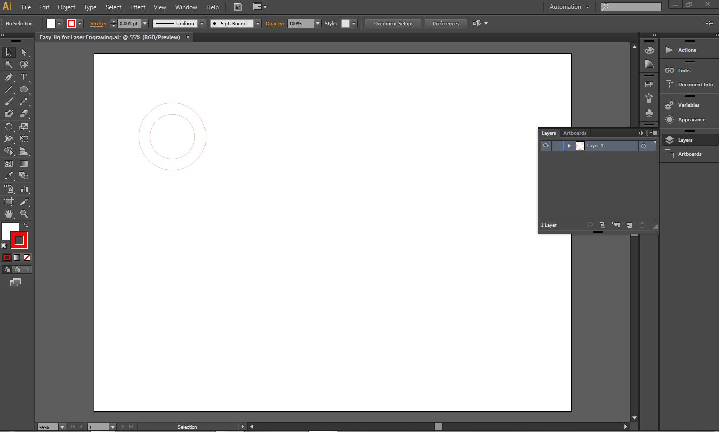Picture of Create the File