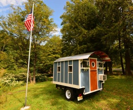 Build a Custom Camper Gypsy Wagon!