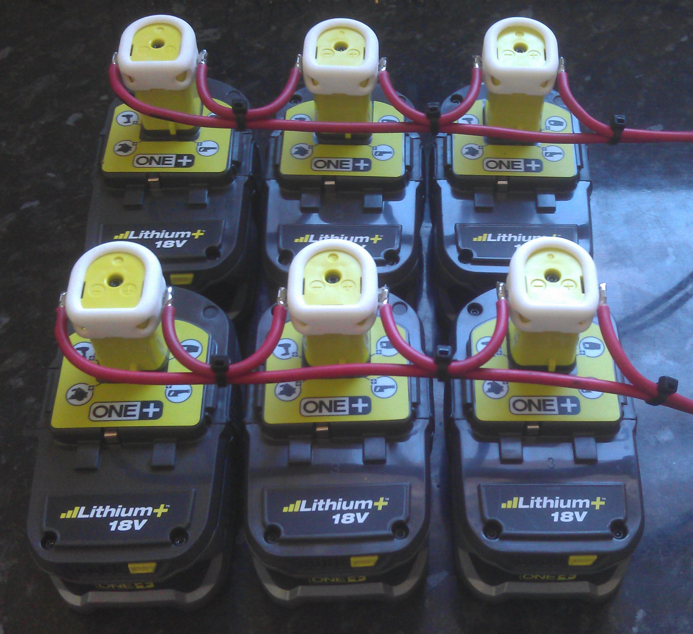 Picture of Ryobi Battery Power Source