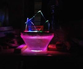 DIY Glass Lights