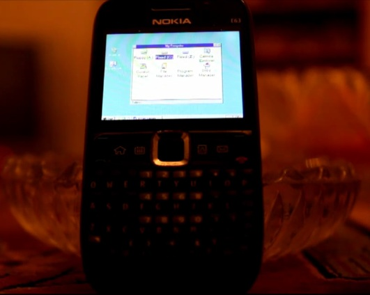 How to Install Windows 3 1 on Symbian S60: 4 Steps