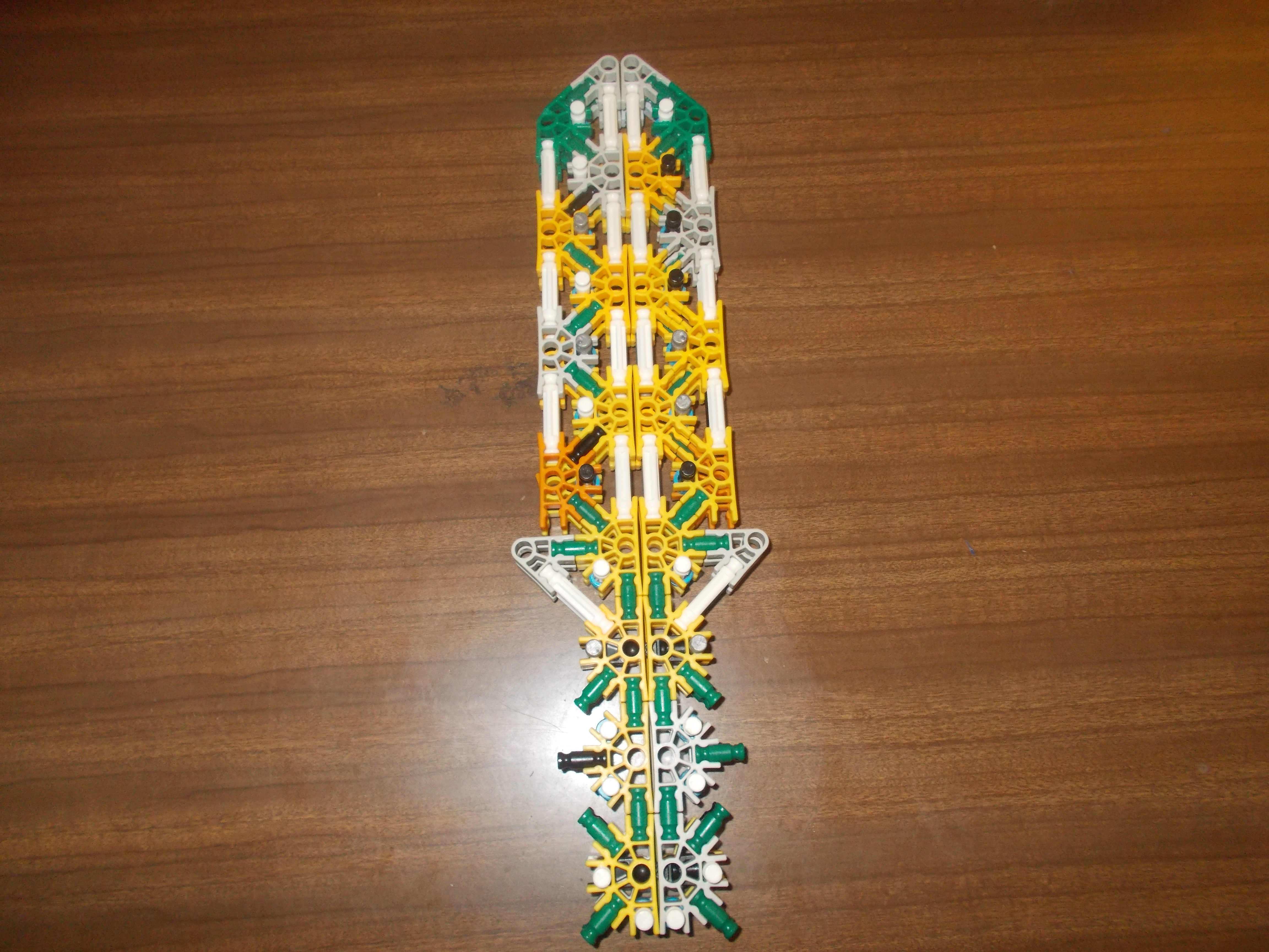 Picture of Knex Minecraft Sword. Post?