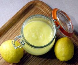 How to Make Simple Lemon Curd