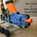 The Vex Assault Vehicle