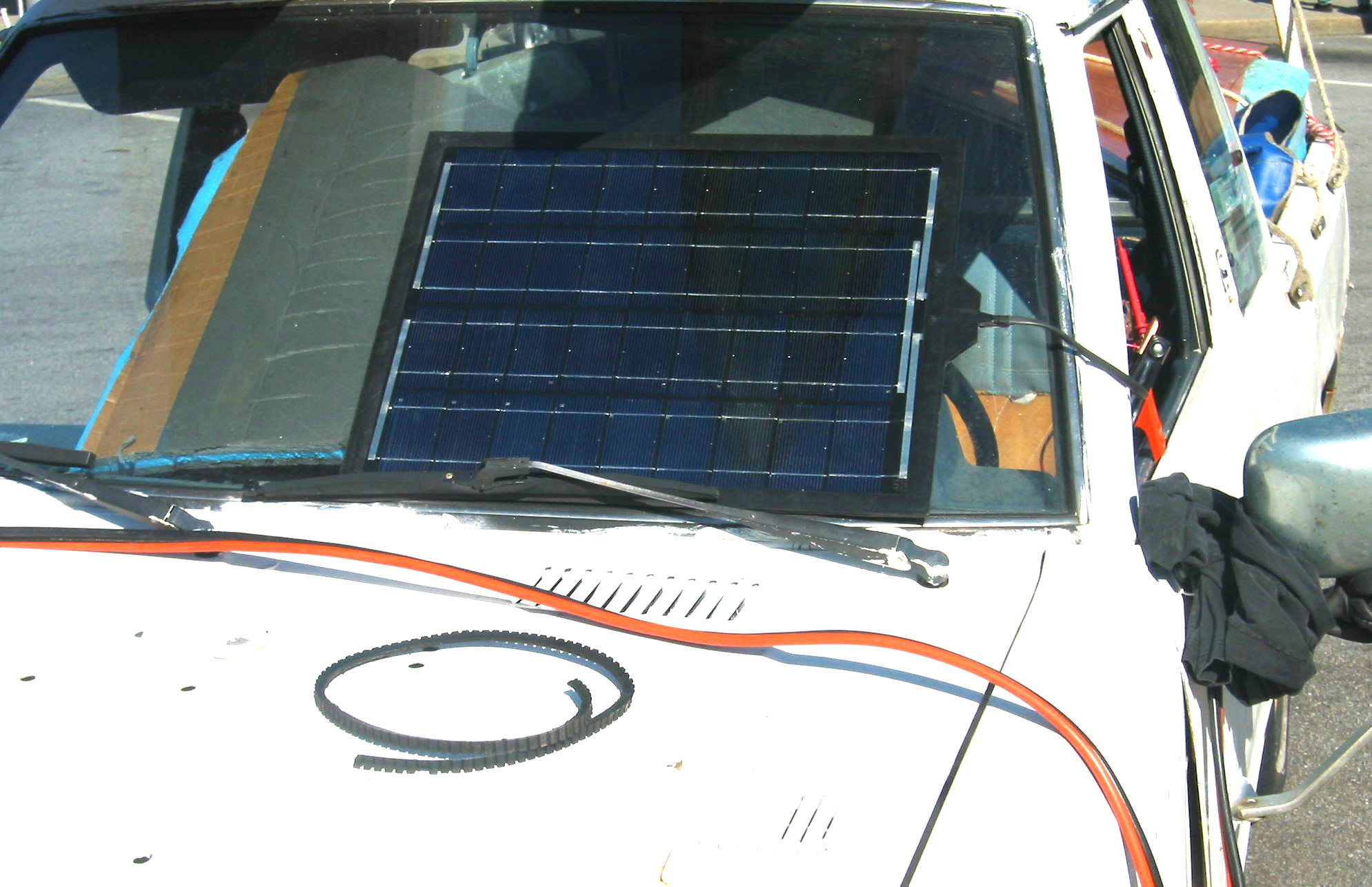 Solar Car Battery Charger Diy 5 Steps Here Is A Simple Circuit For Charging 12v The