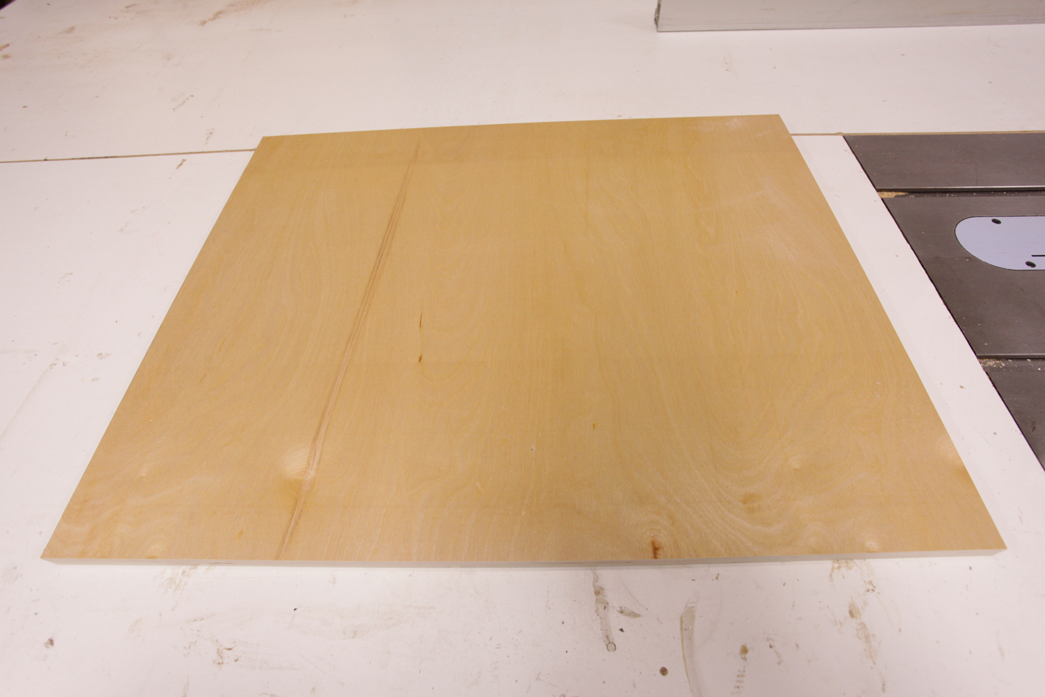 Picture of Cutting Out Top