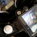 How to Install a USB Charger on a Motorcycle
