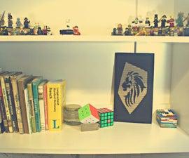 Simple Cardboard Art