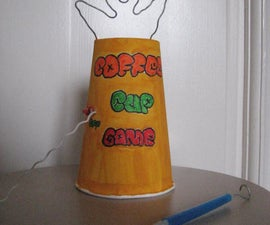 Coffee cup game