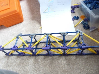 Building: Part 2, Finalising Bridges