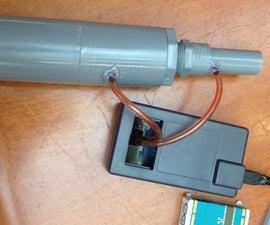 Venturi Tube Spirometer