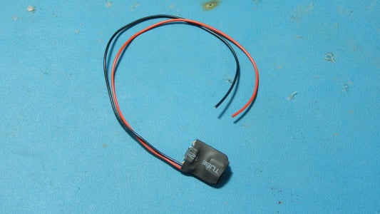 Heat-shrink the LiPo Charger