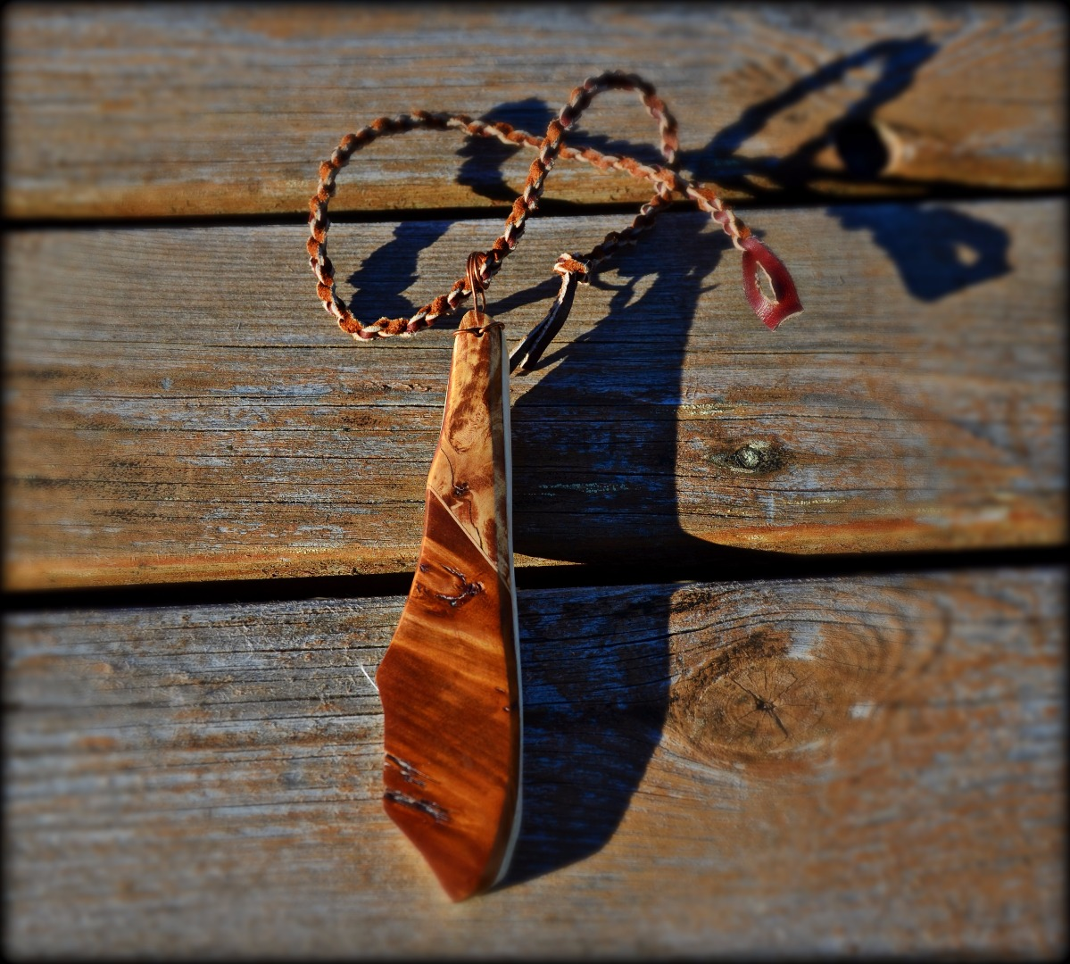 Picture of Easy Wood and Bone Jewelry