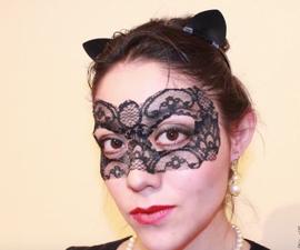 Lace Masquerade Aplique