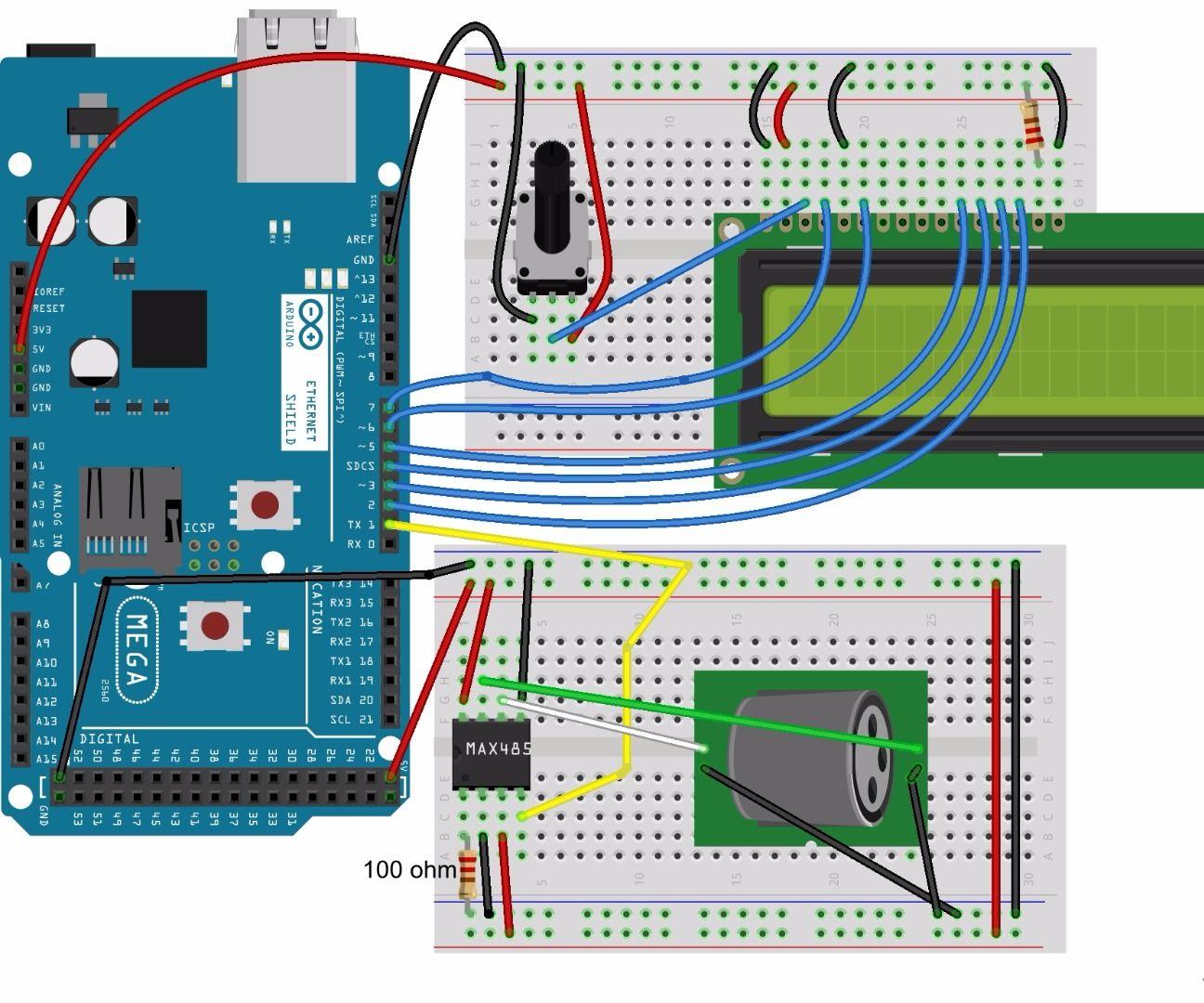 Arduino Artnet Node: 4 Steps
