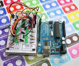Arduino Tutorial Bundle .:Arduino Experimentation Kit:. (ARDX)