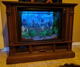 Build a TV Fish Tank