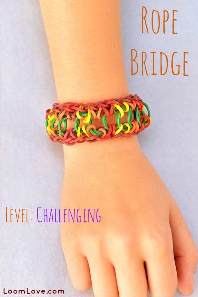 Picture of Rope Bridge Bracelet