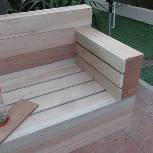 Assemble and Attach Armrests