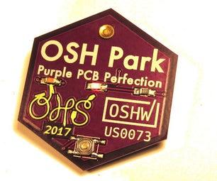 OSH Park Badge