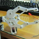 My Seventh Project: Robot Arm Set