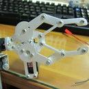 My Seventh Project: Robot Arm Set