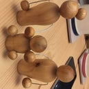 Tiny-Happy People : Wood-turned Toys