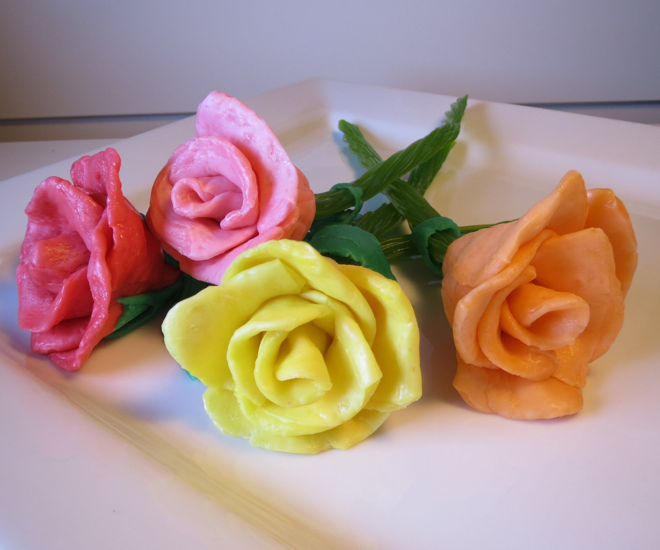 Starburst Candy Roses: 7 Steps (with Pictures)