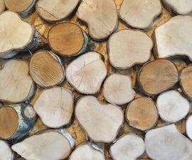 Firewood Wall Art
