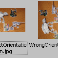 Fix EXIF to Make Rotated Photos Look Correct