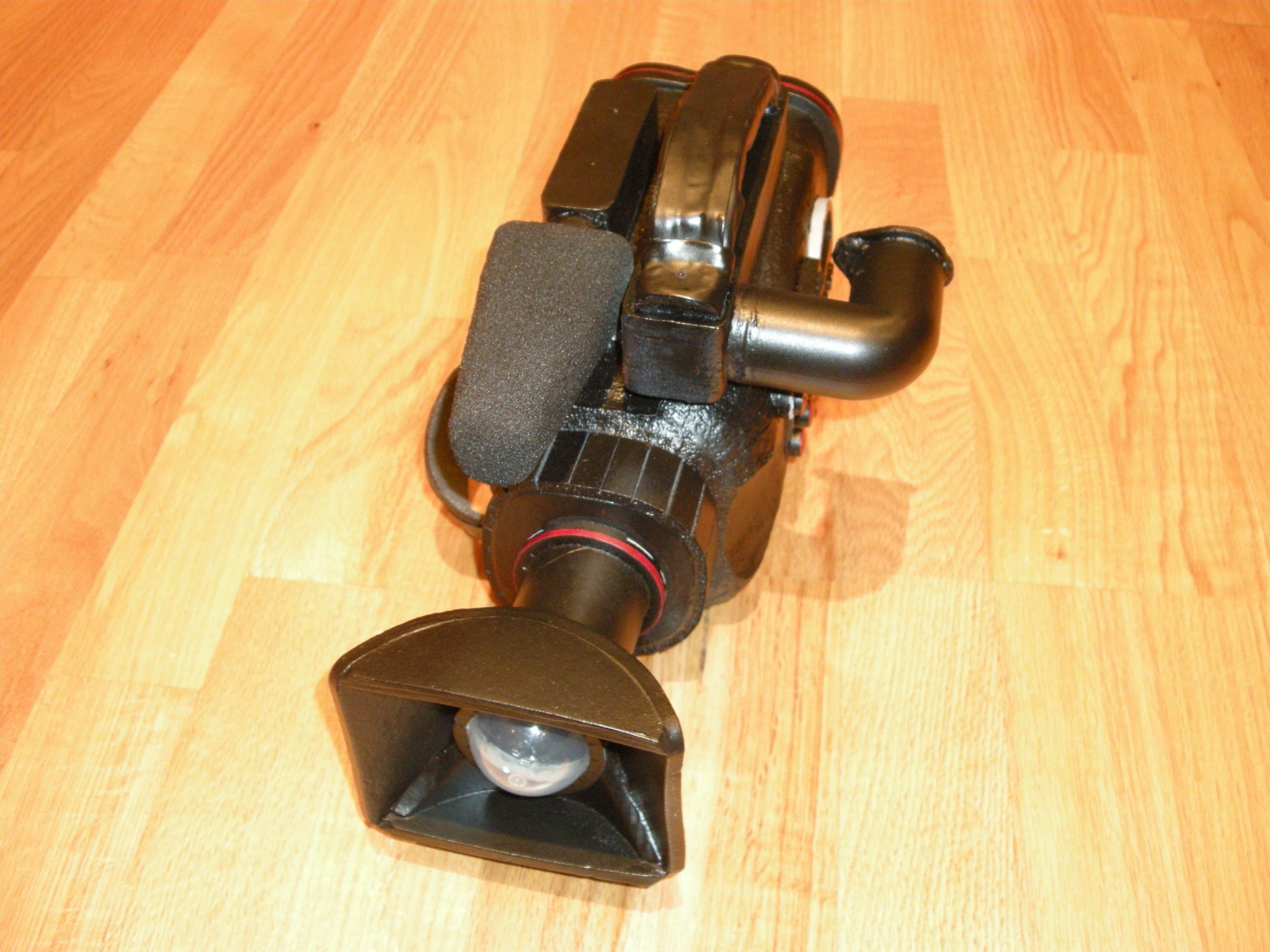 Picture of Broadcasting Camera Prop